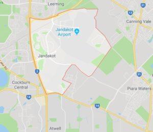 map of Jandakot